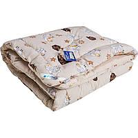 Детское одеяло из овечьей шерсти  Руно™ «Барашка», фото 1