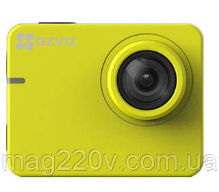 Экшн камера Ezviz CS-SP206-B0-68WFBS Yellow