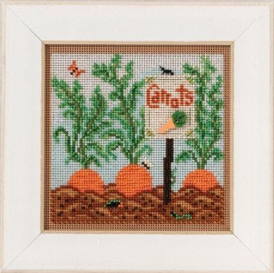 Набор для вышивки Carrot Garden Mill Hill