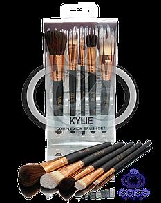 Набір кистей для макіяжу Kylie Complexion Brush Set 5 шт