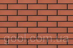 Плитка клинкерная King Klinker Dream House цвет 01 Ruby-Red размер 250x65x10 мм.