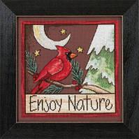 Набор для вышивки Enjoy Nature Mill Hill