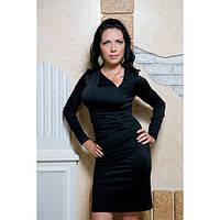 """Женское стильное платье """"Мишель """" длинный рукав, фото 1"""