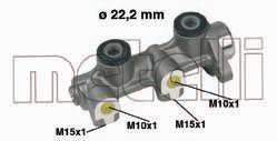 Цилиндр тормозной главный Daewoo Lanos 1.6 Metelli