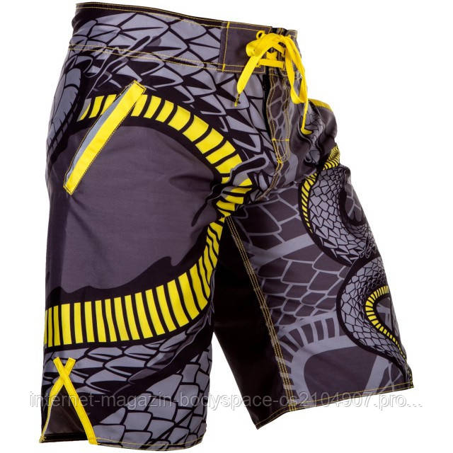 Venum, Шорты Venum Snaker Boardshorts Yellow/Black