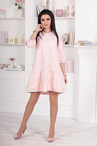 Платье женское пудра TRG 2667/719