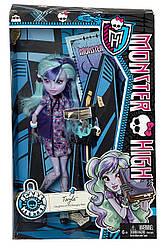 Кукла Monster High Твайла новый скарместр