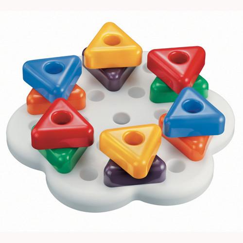 Мозаика геометрия макси  для малышей