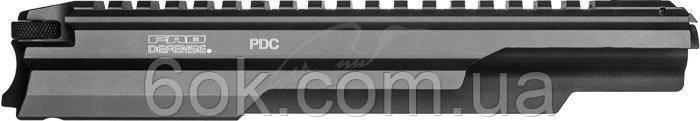 Крышка ствольной коробки Fab Defense PCD для карабинов на базе АК с планкой Weaver/Picatinny