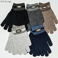 Подростковые перчатки на мальчика 12-15 лет - №18-7-12, фото 1