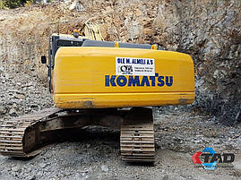 Гусеничний екскаватор Komatsu PC240LC-7 (2004 р), фото 2