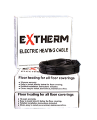Нагревательный кабель Extherm ETC ECO 20-300 (15 м.п)