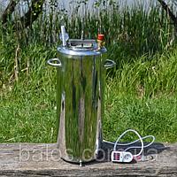 Автоклав электрический ЛЮКС-28Э для консервирования
