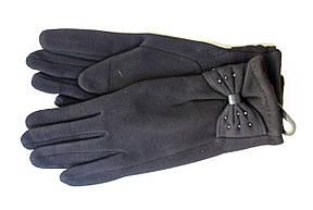 Женские стрейчевые перчатки Средние, фото 2