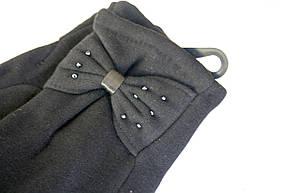 Женские стрейчевые перчатки Средние, фото 3