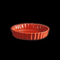 Форма для пирога Emile Henry 24 см теракотова 326024