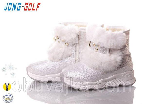 96df1b781 Детская зимняя обувь Детские угги 2019 для девочек от фирмы Jong Golf(27-32)