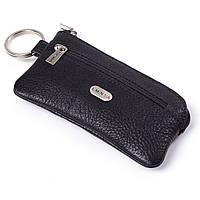 Ключниця Eminsa 1502-12-1 шкіряна чорна