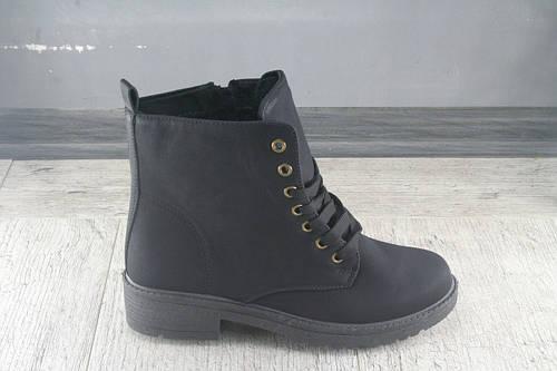 """Ботинки демисезонные на флисе в стиле """"Timberland"""" обувь из эко нубука, повседневная, Размеры 36-41"""