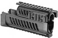 Цевье FAB Defense AK-47 полимерное для АК47/74. Цвет - черный