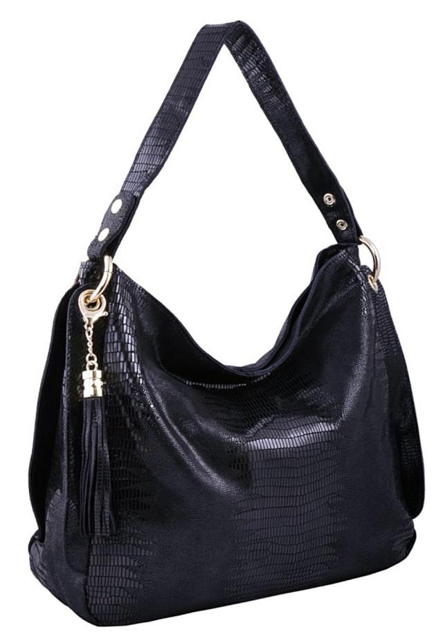 ed6331dcb901 Купить Женская кожаная сумка 8023 Сумка женская на одной ручке из ...