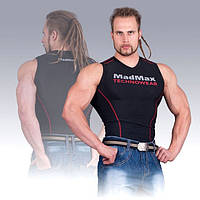 MadMax, Майка Compression Sleeveless Top Red