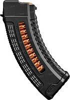 Магазин FAB Defense Ultimag AK 30R Black кал. 7,62х39 с окном. Цвет - черный