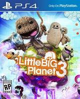 LittleBigPlanet 3 PS4 - Русская версия (5445)