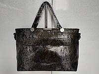 Распродажа сумок из натуральной лазерной кожи