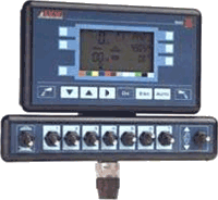 Блок компьютерного контроля и дистанционного регулирования BRAVO 113 и BRAVO 123 Arag
