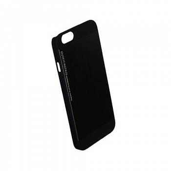 """Накладка """"Elago Outfit Matrix"""" на iPhone 6 чёрный"""