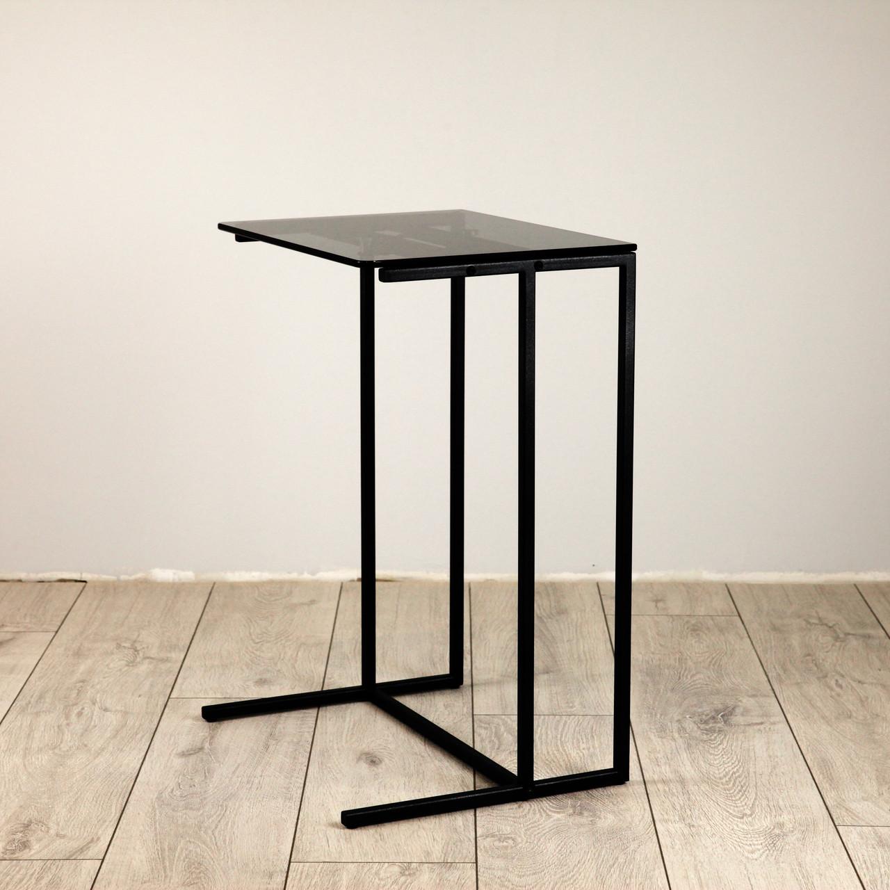 Стол приставной для предметов комфорта и IT-техники Commus Comfort A440 gray 8 /black