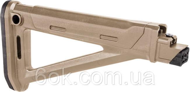 Приклад Magpul MOE AK Stock АК47/74 (для штампованной версии) песочный