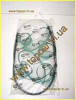 Трос ручного тормоза L/P (дисковые тормоза) Renault Kangoo II 08-  Cavo Турция 1302 7260