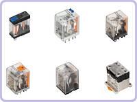 Отдельные компоненты для релейных модулей