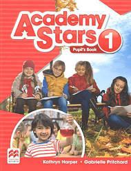 Academy Stars for Ukraine1 Pupil's Book (Підручник)