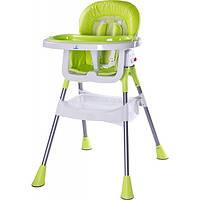 Стульчик для кормления Caretero 'Pop' (green) (114366)