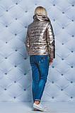 Молодежная демисезонная курточка, фото 4