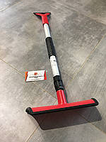 Лопатка для уборки снега со скребком AUDI Ice Scraper with Snow Shovel and Telescopic Rod, 80A09601. Оригинал., фото 1