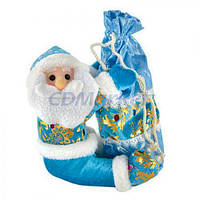 Stenson Акция! Новогодняя игрушка - упаковка для подарков, микс Stenson(D11141). Цена снижена на 10% !