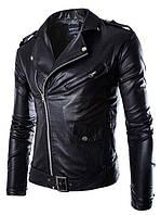 c6d79e8b387 Мужские Кожаные Куртки Косухи — Купить Недорого у Проверенных ...