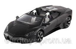 Машинка р/у 1:14 Meizhi лиценз. Lamborghini Reventon Roadster (черный)