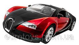 Машинка радиоуправляемая 1:14 Meizhi Bugatti Veyron (красный)