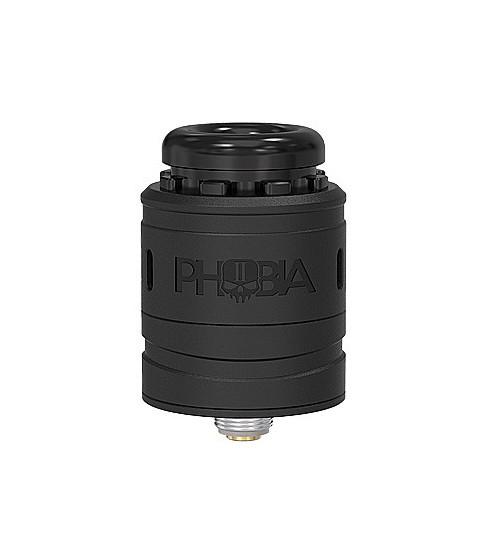 Vandy Vape Phobia V2 RDA - Атомайзер для електронної сигарети. Оригінал. Black
