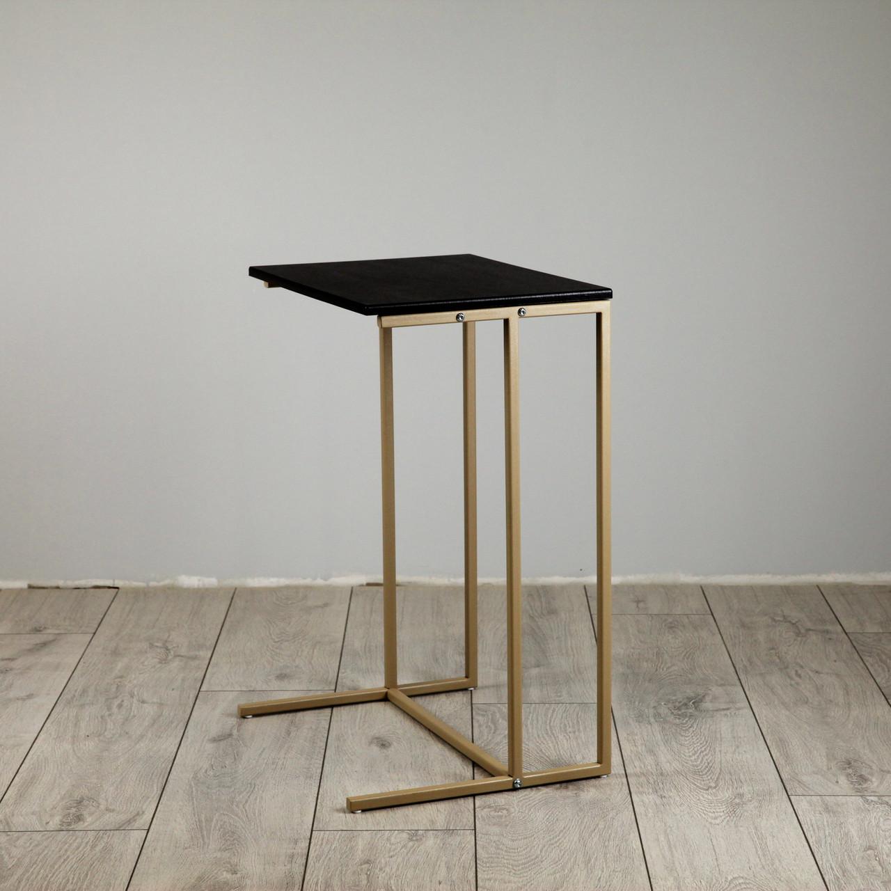 Стіл приставний предметів для комфорту та IT-техніки Commus Comfort A440 venge/beige