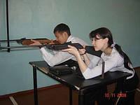 Секция стрельбы для детей