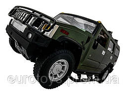 Машинка радиоуправляемая 1:10 Meizhi Hummer H2 (зеленый)
