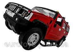Машинка радиоуправляемая 1:10 Meizhi Hummer H2 (красный)