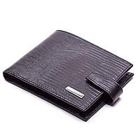 Мужское портмоне кожаное черное Karya 0411-076, фото 1