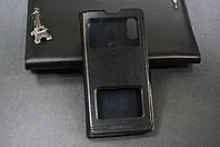Чехол книжка для Xiaomi Mi Mix 2S Xiaomi Mi Mix 2 Ксиоми Сяоми цвет черный